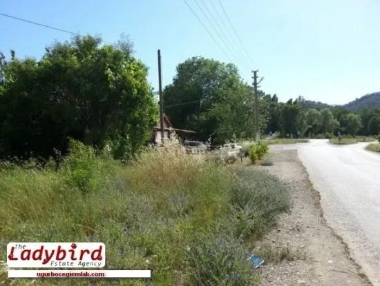 Wohn Gezonten Land Zum Verkauf In Fethiye Inlice