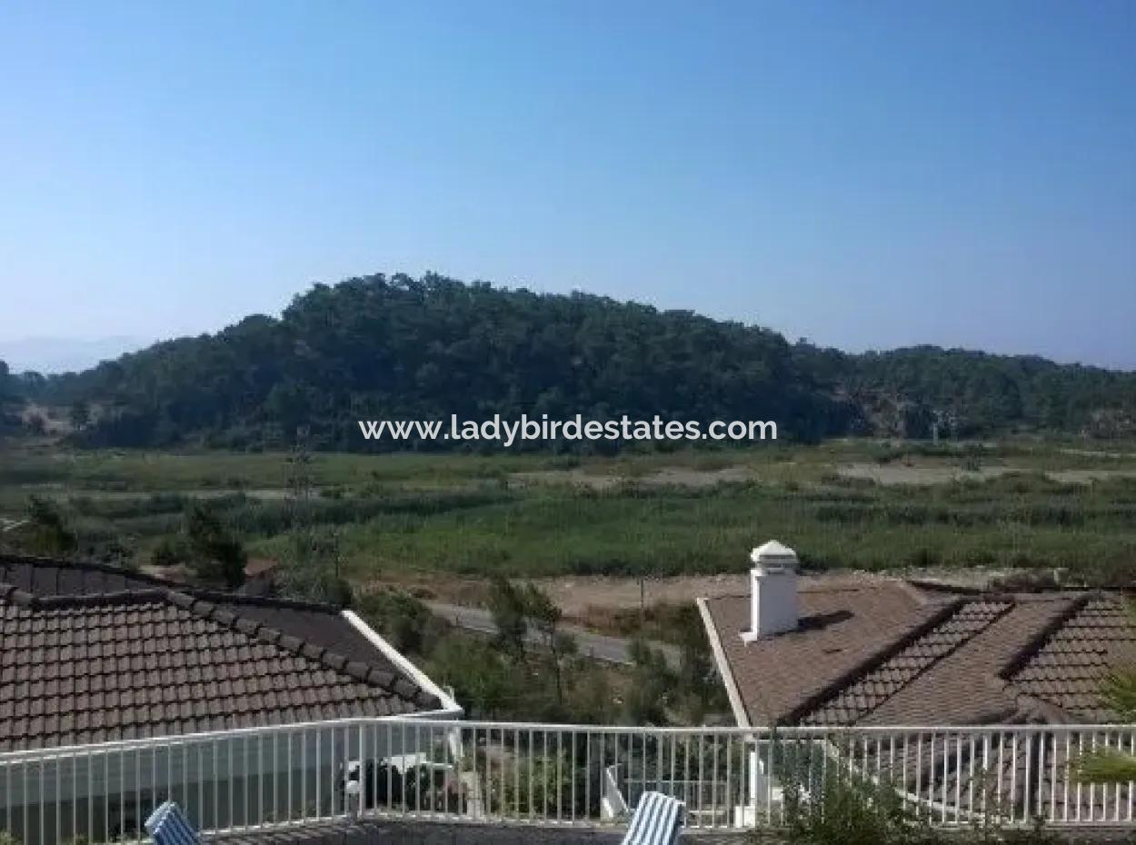 Sarigerme -  3 Bed Villa With Pool For Sale