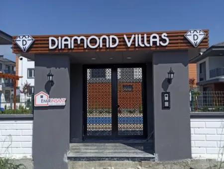3 1 Villas For Sale In Dalaman Hurriyet Neighborhood