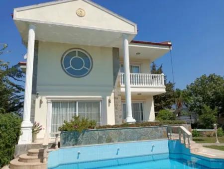 Dalaman, Kargınkürü - Luxury 3 Bed Villa